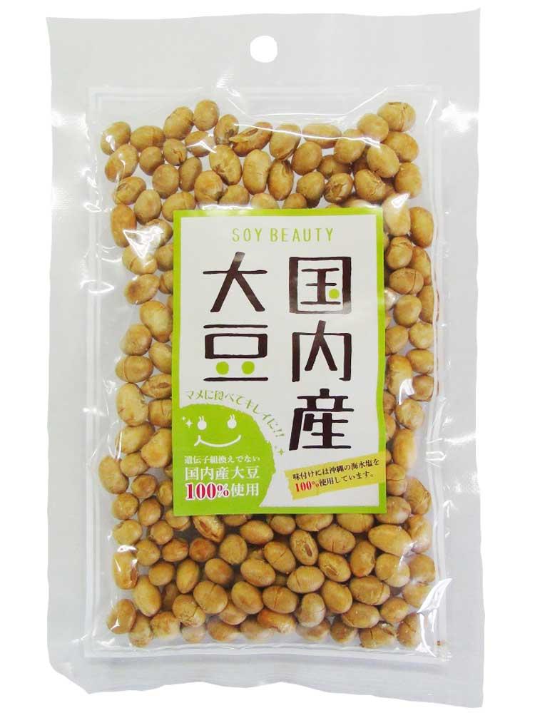 国内産大豆