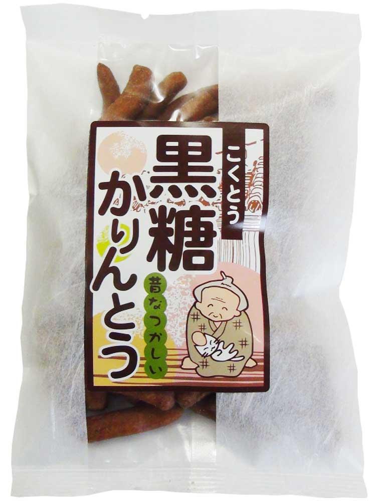 黒糖かりんとう